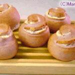 ブルーベリーロールパン