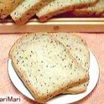 ごまチーズ食パン