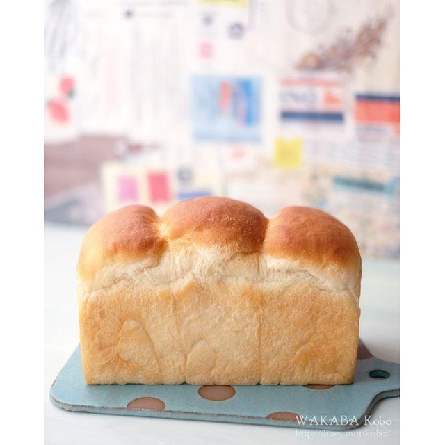シンプル食パン