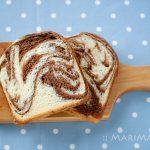 マーブル食パン