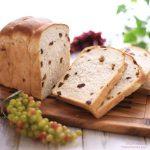 レーズン酵母の「レーズンパン」