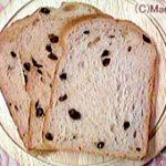 ダブルぶどう食パン