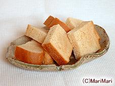 きな粉食パン