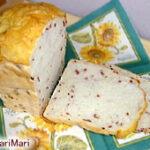 サラミチーズ食パン