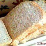 ヨーグルト全粒粉食パン