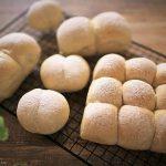 いちご酵母の「白パン」