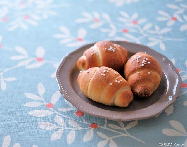 湯種の塩パン